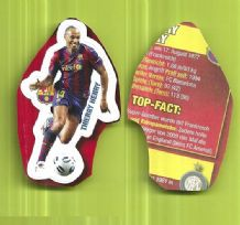 Barcelona Thierry Henry 2009-10 (F)